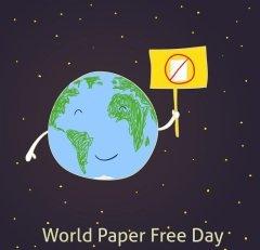 День без бумаги — это отличный повод поделиться опытом в использовании безбумажных технологий и сокращения нерационального расхода бумаги (Фото: Anat_OM, Shutterstock)