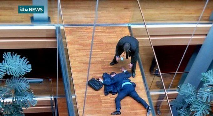 брутальный Европарламент