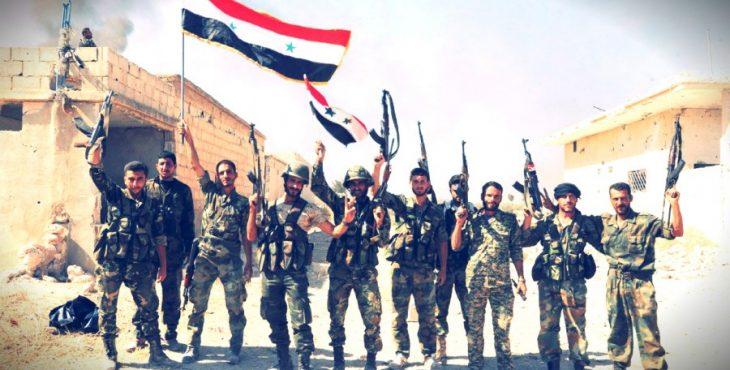 Армия Сирии назвала направления для ударов после Алеппо