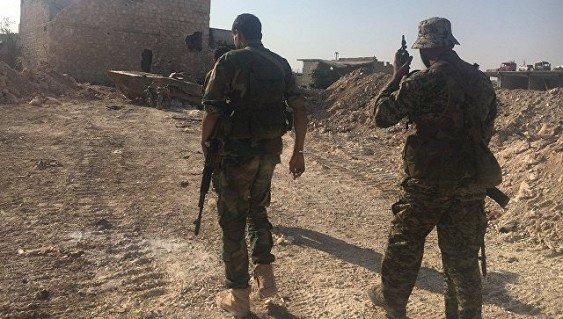 Армия Сирии заняла стратегическую высоту в Алеппо