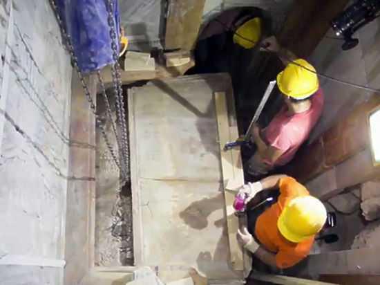 Гробница Иисуса Христа сохранилась неповрежденной— Ученые