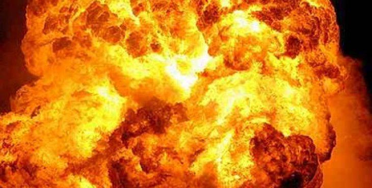 в Турции снова взрыв