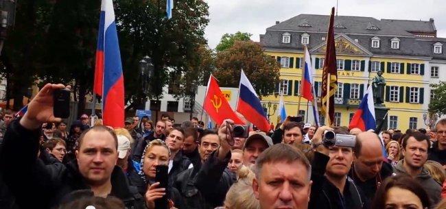 В Германии доверяют Путину не меньше чем Меркель
