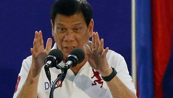 Популярность нового филиппинского президента зашкаливает