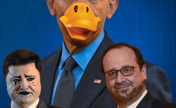 «Хромая утка» и «голубь мира»: Какие прозвища получали мировые лидеры