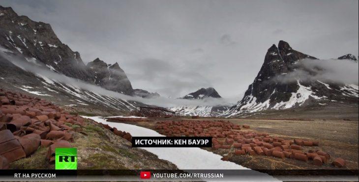 Канадский фотограф рассказал об опасности заброшенной военной базы США в Гренландии