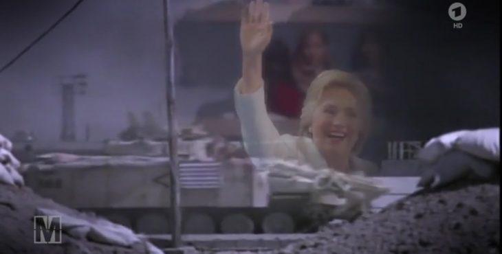 На немецком ТВ наконец-то стали говорить правду о Хиллари Клинтон