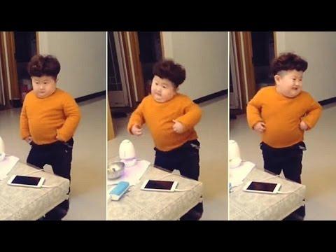 В интернете появился танцующий «мини Ким Чен Ын» Видео