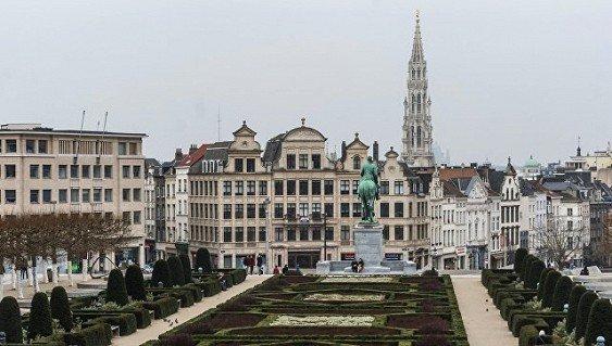 """Брюссельскую мечеть """"прикрыли"""""""