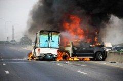 Ежегодно дорожно-транспортные происшествия уносят 1 миллион 300 тысяч жизней (Фото: chartcameraman, Shutterstock)
