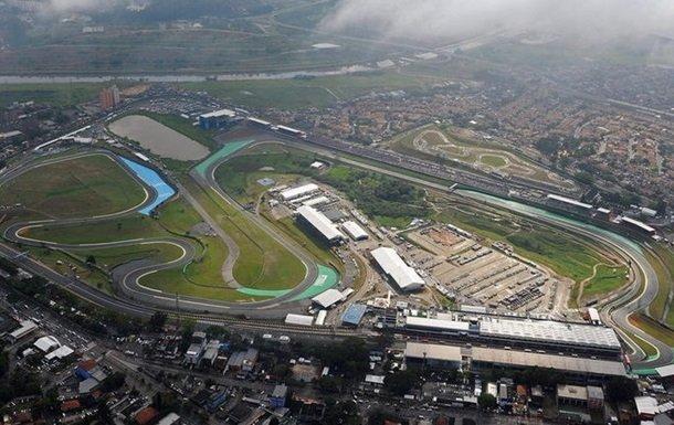Гонки МЕ: Гран-при Бразилии