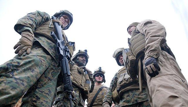 США перебросят вЕвропу около 6-ти тыс. военных