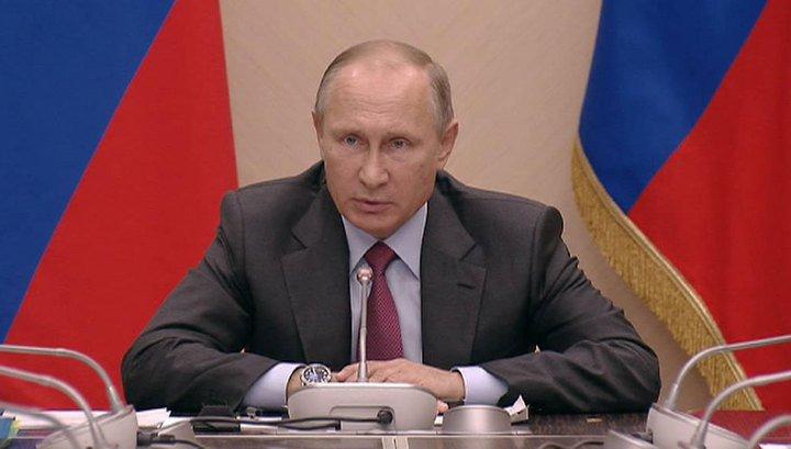 Путин одобрил соглашение обобъединённой группировке войск Армении и Российской Федерации