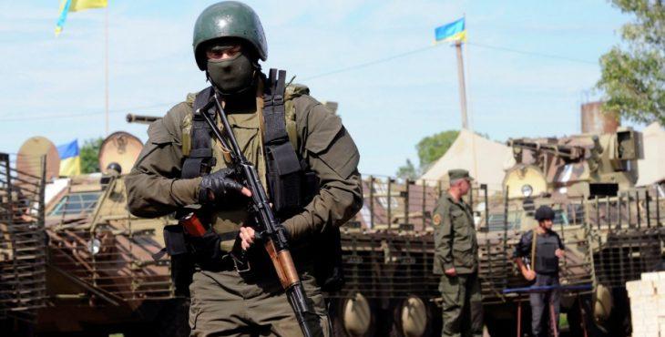 Разведение сил в ЛНР не состоялось