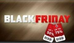 Чёрная пятница – это день огромных скидок и распродаж