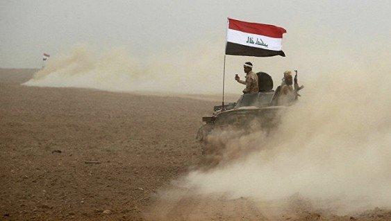 У боевиков в Мосуле заканчивается продовольствие