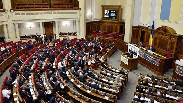 Опрос выявил, какие партии прошлибы вРаду вслучае парламентских выборов