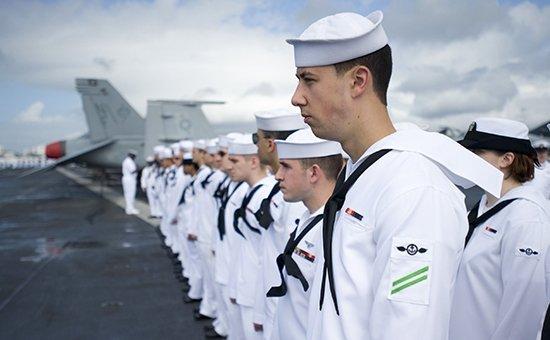 Хакеры украли данные 130 тысяч военных моряков США