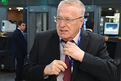 Жириновский видит только одно различие между собой и Трампом