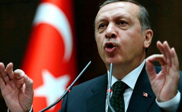 Эрдоган обвинил запад в постоянном разжигании войн