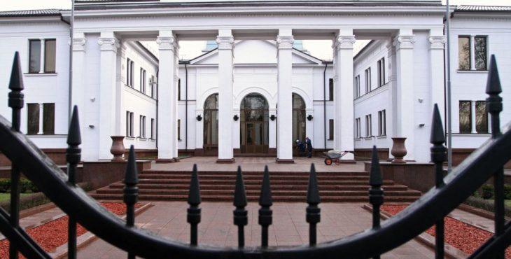 Украина шантажирует Белоруссию