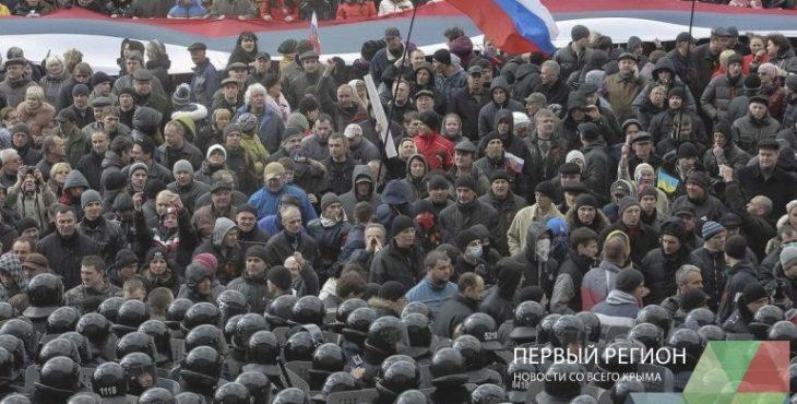 Харьков может пойти по крымскому пути