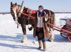 На Руси в это время заканчивались свадебные недели (Фото: Iakov Filimonov, Shutterstock)