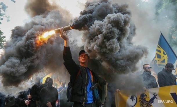 в Киеве новый майдан?