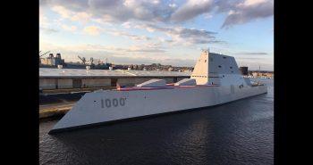 Китай превратил в жестянки два мощнейших эсминца США и Британии