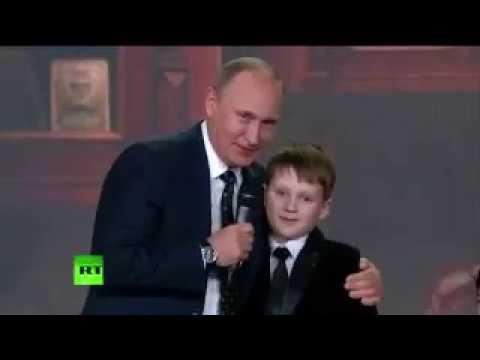 О чём не шутил Путин