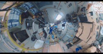 С чего начиналась МКС: панорамная прогулка по первым модулям станции в формате 360 от RT
