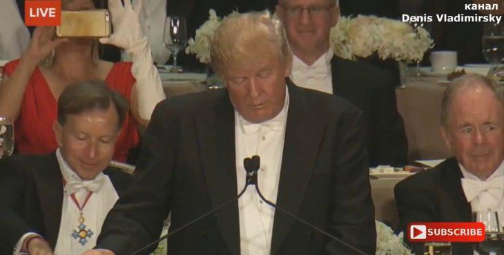 Шокирующая речь Дональда Трампа после финальных дебатов. Видео