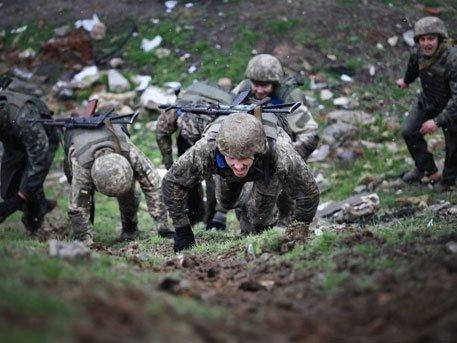 Военные сотнями дезертируют из ВСУ