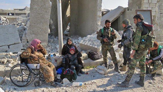 Сирия новости сегодня