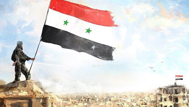 Освобождение Алеппо: теперь стреляют только вверх