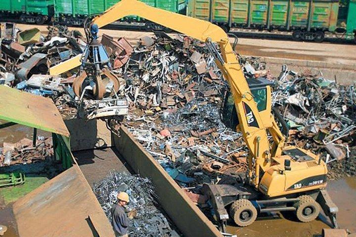 Сдать металлолом из титана сколько стоит металлолом в Кабаново