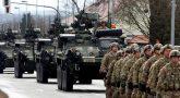 НАТО стягивает войска у границ РФ