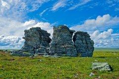 Плато Кваркуш — гора Три брата (Фото: FotoSergio, Shutterstock)