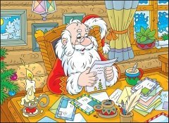 Этот праздник посвящён всем, кто верит в Деда Мороза (Фото: Bannykh Alexey Vladimirovich, Shutterstock)