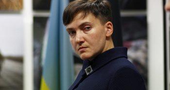 Савченко создаёт общественное движение