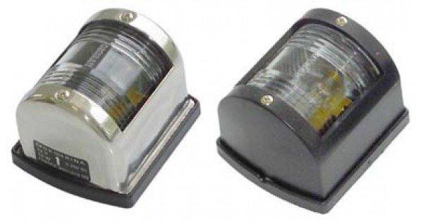 сигнальные фонари на лодках