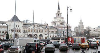 В Москве эвакуировали три вокзала из-за угрозы взрыва