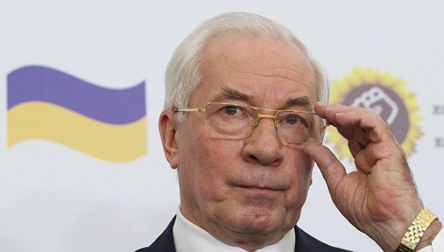 Экс-премьер Украины рассказал, кто курировал Майдан