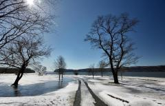 За погодой наблюдали в течении целого дня (Фото: Shutterstock)
