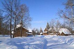 Как считали на Руси, с Прокопия устанавливается хороший, прочный санный путь (Фото: basel101658, Shutterstock)