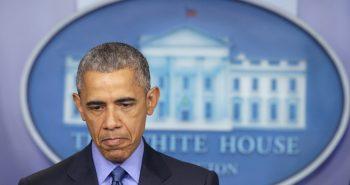 Обама стал политически аморфным