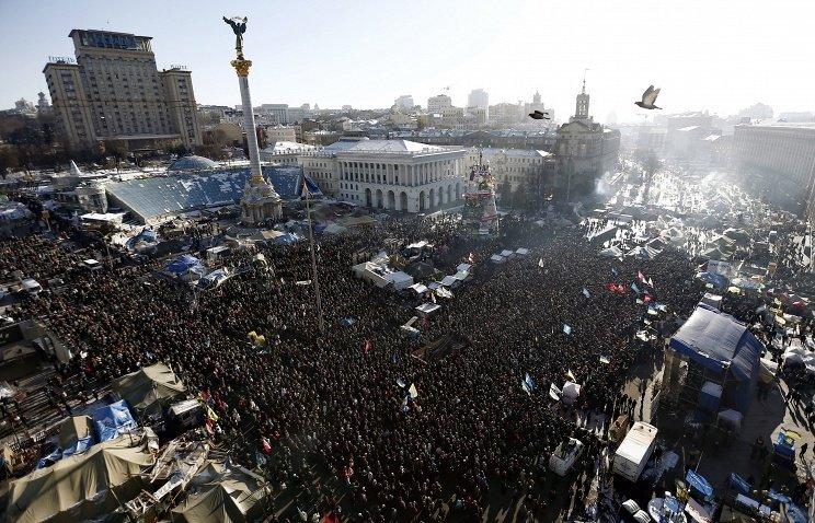 Московский суд признал Революцию достоинства вгосударстве Украина «госпереворотом»