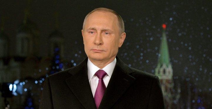 Новогоднее обращение Путина 2017 (Видео 31.12.2016)