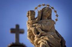 Богородица Дева Мария (Фото: OndroM, Shutterstock)