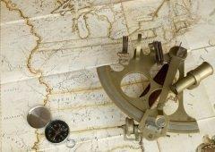 В истории великих географических открытий имена штурманов стоят в одном ряду с командирами кораблей и адмиралов (Фото: xavier gallego morell, Shutterstock)